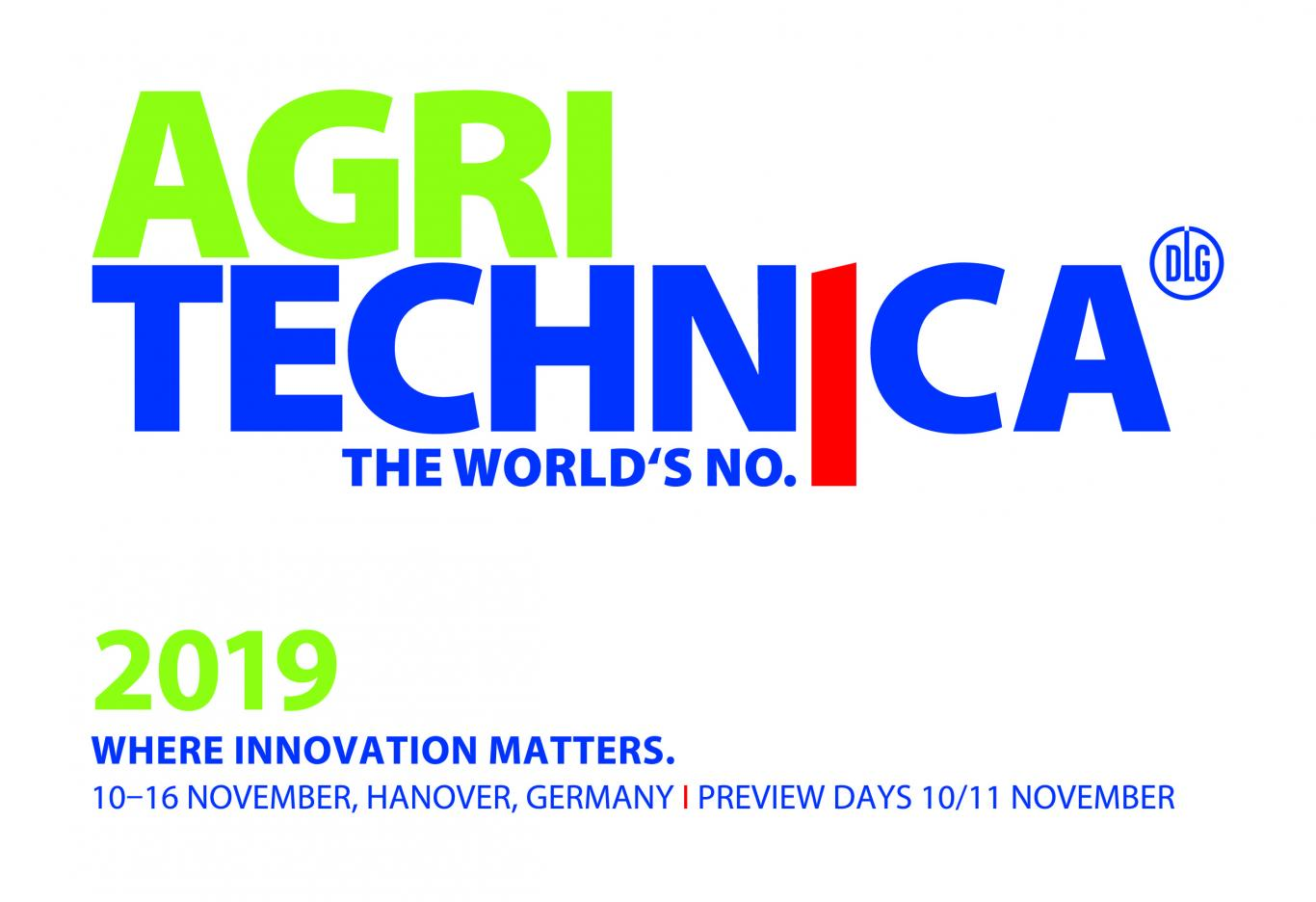 """""""MADARA AGRO"""" will participate at the exhibition AGRITECHNICA 2019 !"""