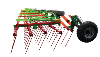 "Straw harrow ""Savage"""