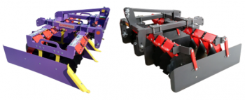 "Disc cultivator for lavender ""Cormoran"""
