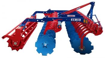 "Disc harrow ""Nightingale"""