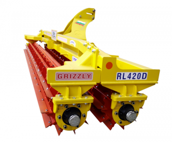 "Tocatoare (shredder) transportat ""Grizzly"""