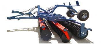 "Disc cultivator ""Princess"""