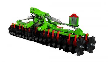 "Disc harrow foldable ""Caprice"""