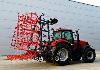 "Seed bed cultivator mounted ""Classic"""